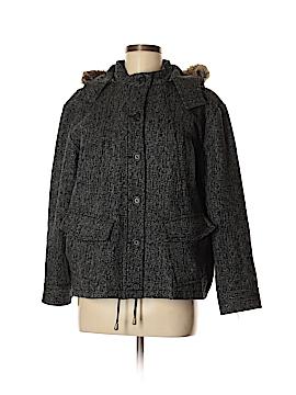 Wearmaster Outerwear Wool Coat Size M