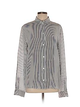 Stella McCartney Long Sleeve Silk Top Size 12