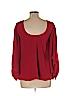 Badgley Mischka Women 3/4 Sleeve Blouse Size XS