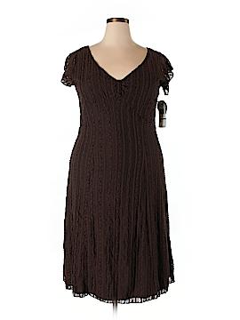 Nine West Casual Dress Size 1X (Plus)