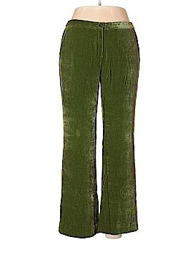 Emporio Armani Velour Pants Size 46 (EU)
