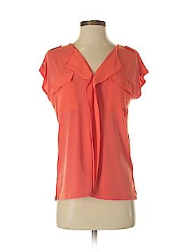 Jones New York Short Sleeve Blouse Size P (Petite)