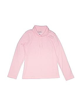 George Long Sleeve Polo Size 7 - 8