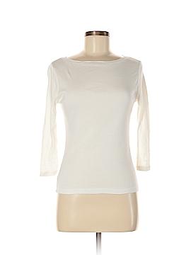Charter Club 3/4 Sleeve T-Shirt Size S