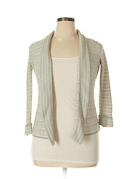 Anne Klein Silk Cardigan Size L (Petite)