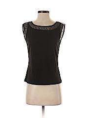 DKNY Women Sleeveless Blouse Size S (Petite)