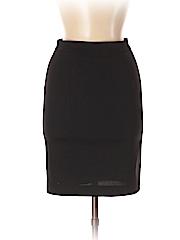 Club Monaco Women Wool Skirt Size 00