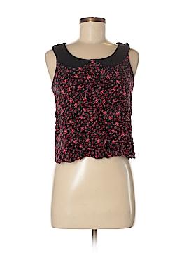 Material Girl Sleeveless Blouse Size M