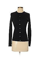Barneys New York Women Silk Cardigan Size S