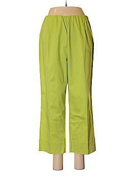 Susan Graver Casual Pants Size M