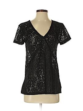 DKNY Short Sleeve Blouse Size S