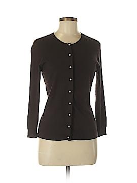 MICHAEL Michael Kors Silk Cardigan Size M