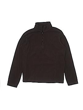 Lands' End Fleece Jacket Size 10 - 12