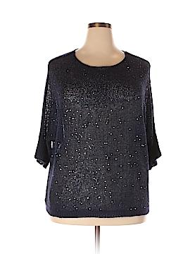 Roz & Ali Pullover Sweater Size 18 - 20 (Plus)