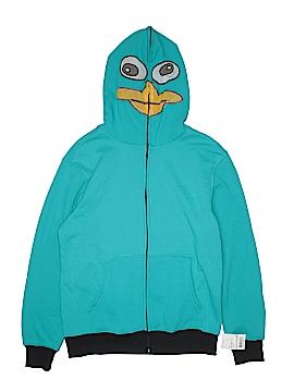 Disney Zip Up Hoodie Size 14/16