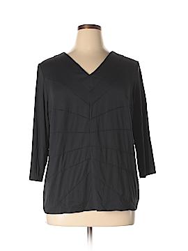 Doncaster 3/4 Sleeve Top Size 2X (Plus)
