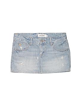 Abercrombie Denim Skirt Size 14
