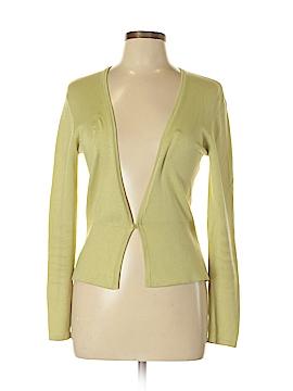 Etcetera Silk Cardigan Size L