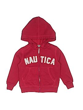 Nautica Zip Up Hoodie Size 2T