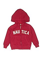 Nautica Boys Zip Up Hoodie Size 2T