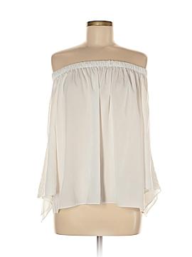 Soprano 3/4 Sleeve Blouse Size M