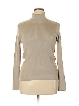 Carmen Carmen Marc Valvo Turtleneck Sweater Size XL