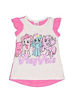 My Little Pony Short Sleeve T-Shirt Size 2T