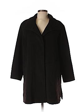 Cinzia Rocca Wool Coat Size 14