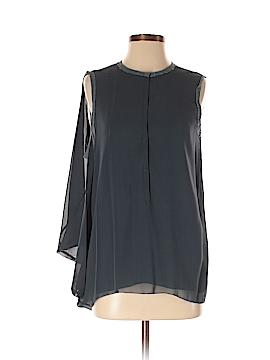 Nicole Miller Sleeveless Silk Top Size S