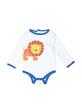 Nursery Rhyme Long Sleeve Onesie Size 3-6 mo