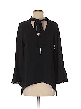 Harve Benard Long Sleeve Blouse Size S
