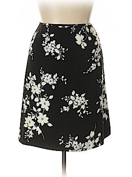 Le Suit Denim Skirt Size 14 (Petite)