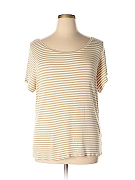 Lane Bryant Short Sleeve T-Shirt Size 24 - 22 Plus (Plus)