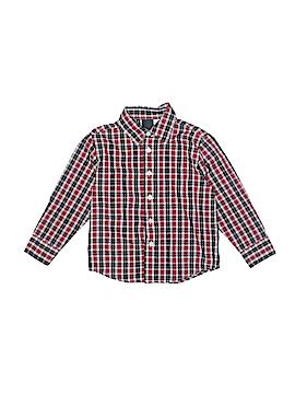Van Heusen Long Sleeve Button-Down Shirt Size 5