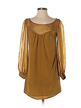 Leona by Lauren Leonard 3/4 Sleeve Blouse Size 4