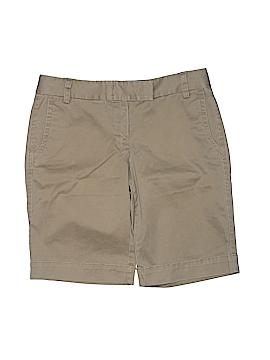 J. Crew Factory Store Khaki Shorts Size 2