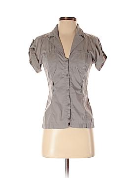 Armani Exchange Short Sleeve Button-Down Shirt Size S