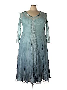 Komarov Casual Dress Size 3X (Plus)
