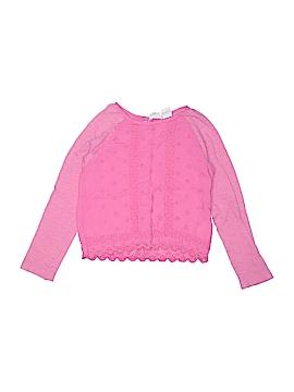 H&M L.O.G.G. Long Sleeve Blouse Size 7