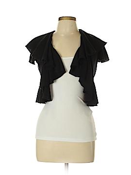 Temperley LONDON Silk Cardigan Size L