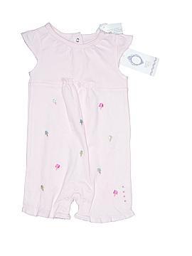 Petit Lem Short Sleeve Outfit Size 6 mo