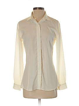 Elizabeth & Clarke Long Sleeve Blouse Size 0