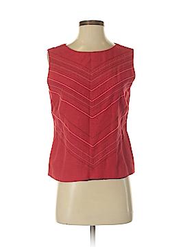 Donna Morgan Sleeveless Blouse Size 8
