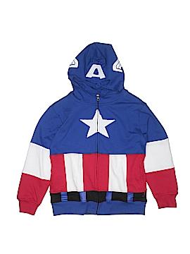 Marvel Zip Up Hoodie Size S