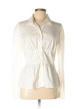 Prada Long Sleeve Button-Down Shirt Size 46 (IT)