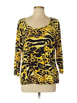 Peter Nygard 3/4 Sleeve Blouse Size XL