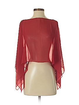 White House Black Market 3/4 Sleeve Blouse Size M (Petite)