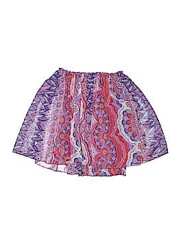 Amy's Closet Short Sleeve Blouse Size M (Kids)