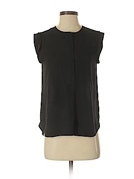 J. Crew Short Sleeve Blouse Size 2 (Petite)