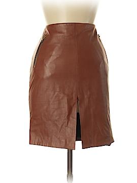 Rag & Bone Leather Skirt Size 2
